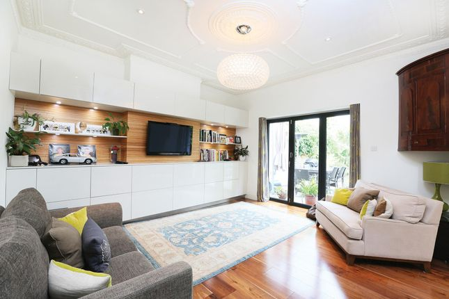 Thumbnail End terrace house to rent in Fulham Palace Road, London