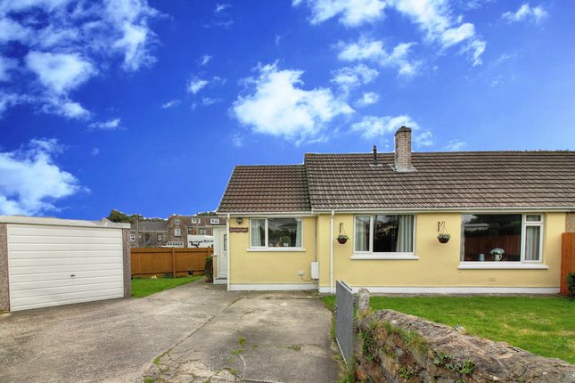 Thumbnail Semi-detached house for sale in Scowbuds, Tuckingmill, Camborne