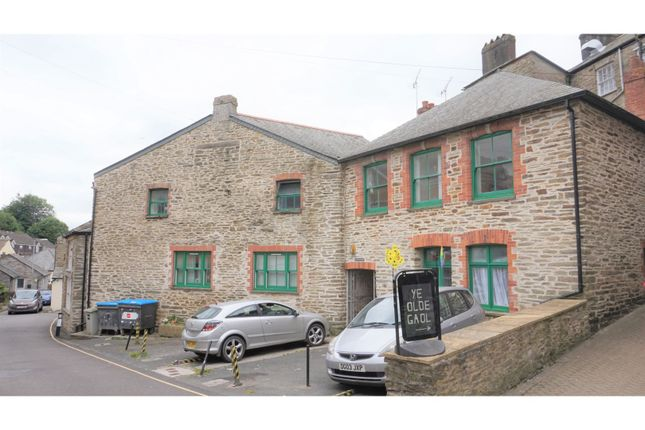 Thumbnail Block of flats for sale in 17 Fore Street, Liskeard