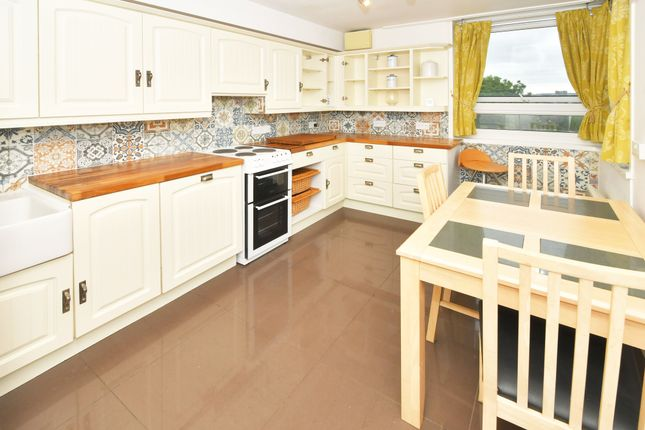 Thumbnail 2 bed flat to rent in Penkhull Court, Honeywall, Stoke On Trent