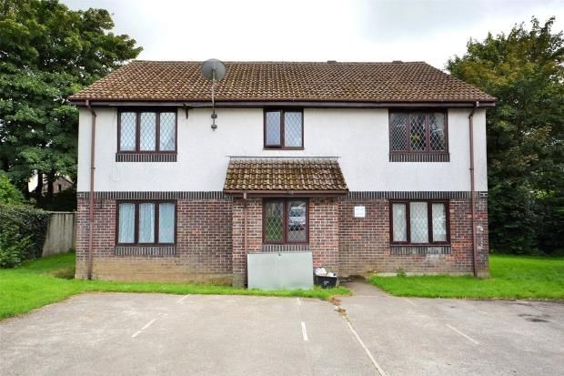 Thumbnail Flat for sale in Penlee Close, Callington, Cornwall