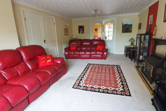 Lounge of The Huntings, Kirby Muxloe, Leicester LE9