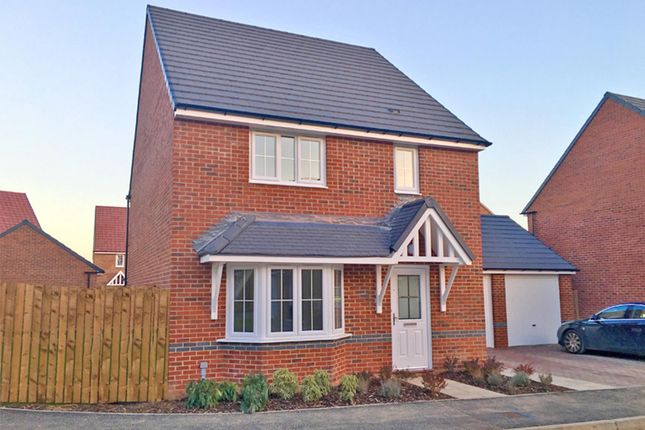 "Thumbnail Detached house for sale in ""Chesham"" at Morgan Drive, Whitworth, Spennymoor"