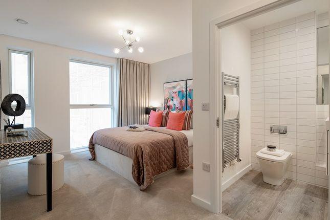 Image Of Crest Nicholson Show Apartment