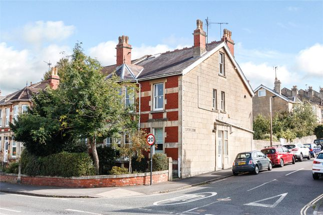 Thumbnail Semi-detached house for sale in Wellsway, Bath, Somerset