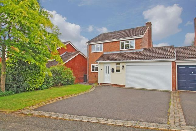 Thumbnail Detached house for sale in Kempsford Close, Redditch