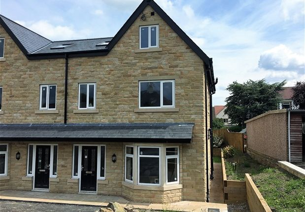 Thumbnail Semi-detached house for sale in Bankfield Road, Nab Wood, Shipley
