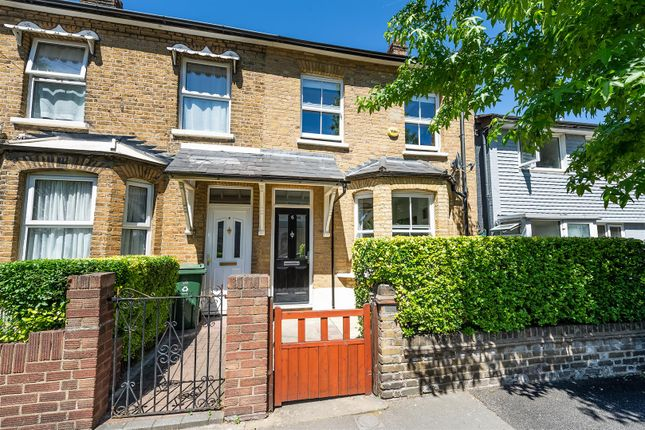 Thumbnail Semi-detached house for sale in Lister Road, London