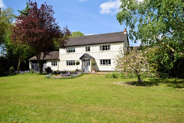 Thumbnail Detached house for sale in Church Hill, Beighton, Norwich