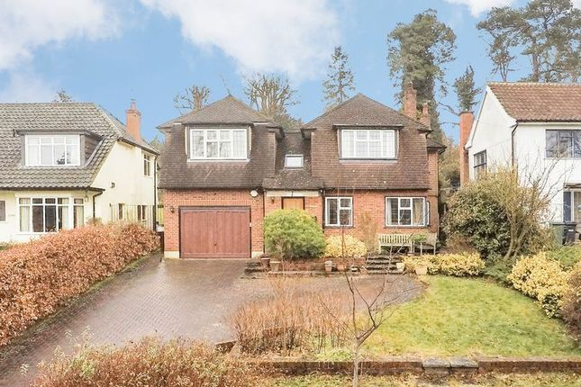 5 bed detached house for sale in Stagbury Avenue, Chipstead, Coulsdon