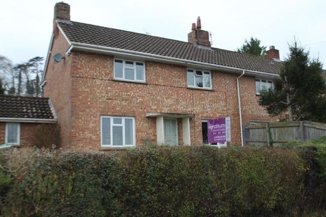 3 bed semi-detached house for sale in Philip Road, Wilton, Salisbury