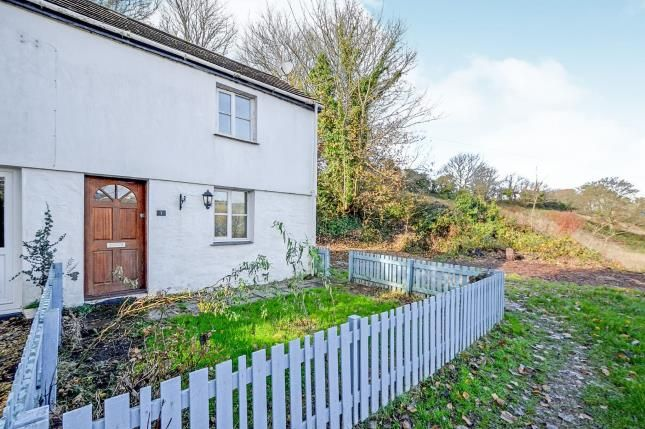 Thumbnail Terraced house for sale in Chacewater, Truro, Cornwall