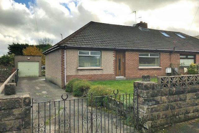Thumbnail Semi-detached bungalow for sale in Tower Road, Hirwaun, Aberdare