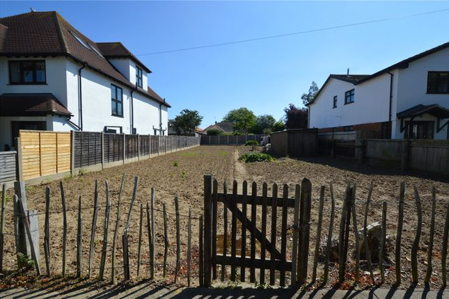 Thumbnail Land for sale in Daines Way, Thorpe Bay, Essex