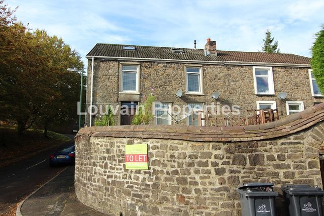 Thumbnail Flat to rent in Park Road, Victoria, Ebbw Vale, Blaenau Gwent.