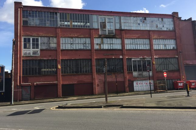 Warehouse to let in Barford Street, Birmingham