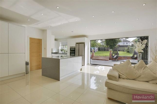 Thumbnail Semi-detached house for sale in Winchmore Hill Road, London