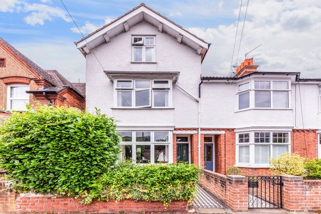 Thumbnail End terrace house for sale in Norfolk Road, Dorking
