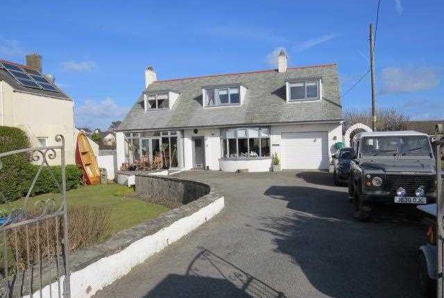 Thumbnail Detached house for sale in Penmorfa, Lon St Ffraid, Trearddur Bay