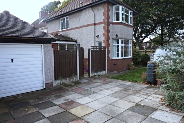 Thumbnail Detached house to rent in Cooper Avenue South, Liverpool