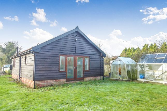 Thumbnail Detached bungalow for sale in Lower Street, Gissing, Diss