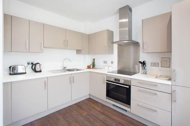 Thumbnail Flat to rent in Shackleton Way, Roal Albert Wharf, London