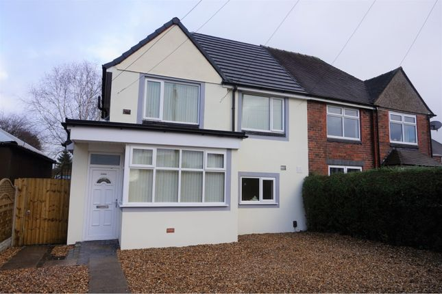 Front of Hanley Road, Sneyd Green, Stoke-On-Trent ST1
