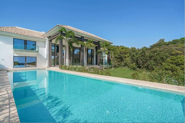 7 bed villa for sale in Benahavis, Malaga, Spain