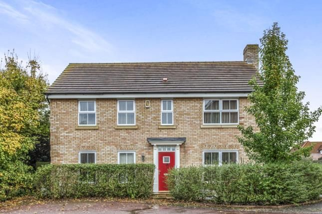 Thumbnail Detached house for sale in Soham, Ely, Cambridgeshire