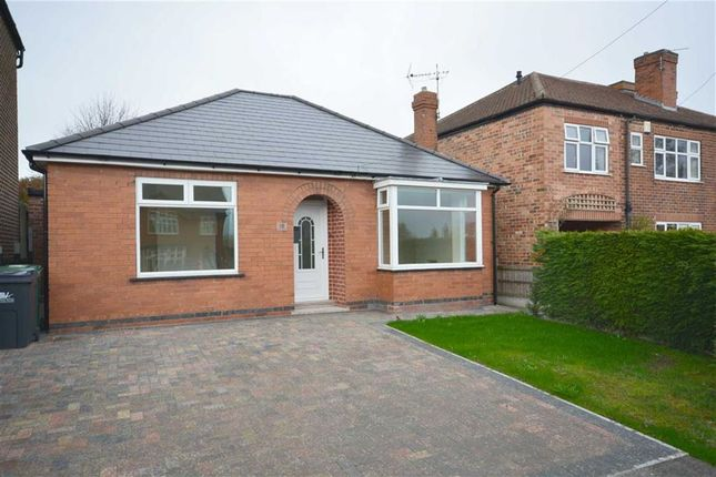 Thumbnail Detached bungalow for sale in Middleton Avenue, Crosshill, Codnor