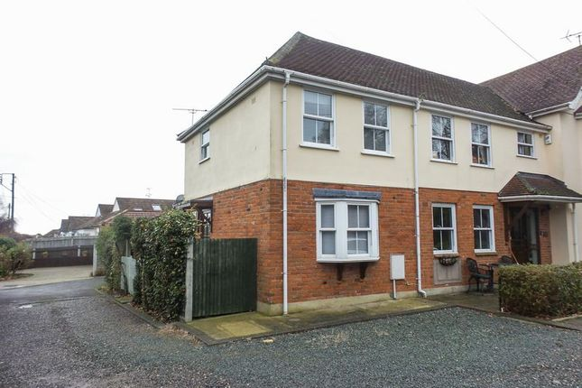 Thumbnail Terraced house for sale in Rectory Road, Hadleigh, Benfleet
