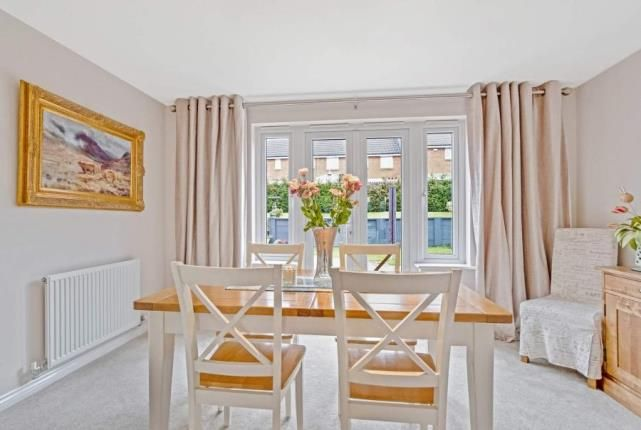 Dining Room of Petty Court, Jackton, East Kilbride, South Lanarkshire G74