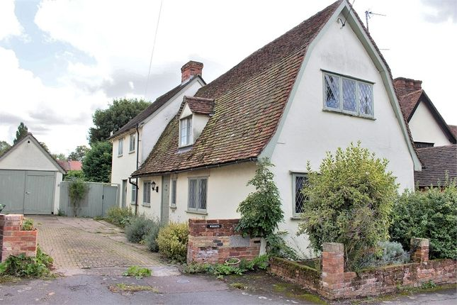 3 bed detached house for sale in Finchingfield, Braintree, Essex