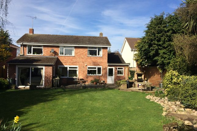 Thumbnail Detached house for sale in Beauford Road, Ingham, Bury St. Edmunds