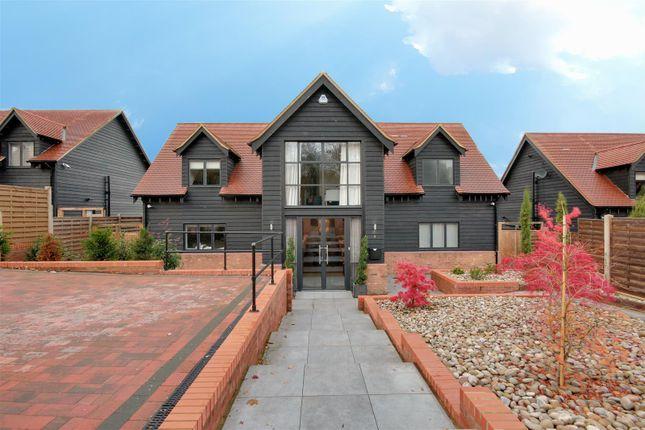 Thumbnail Detached house to rent in Allum Lane, Elstree, Borehamwood