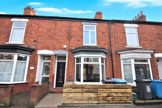 Thumbnail Terraced house for sale in Blenheim Street, Hull