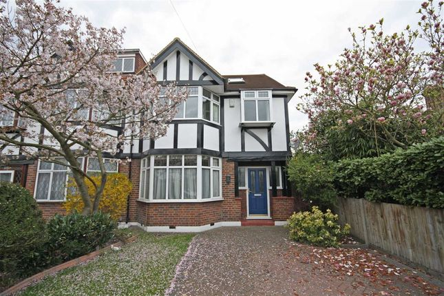 Thumbnail Flat to rent in Windermere Avenue, London