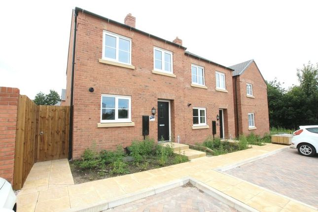 2 bed semi-detached house for sale in Geneva Way, Biddulph, Stoke-On-Trent
