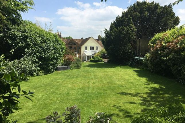 Thumbnail Semi-detached house for sale in High Street, Long Crendon, Aylesbury