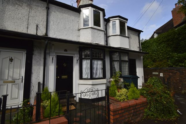 Thumbnail Cottage to rent in Coton Hill, Shrewsbury