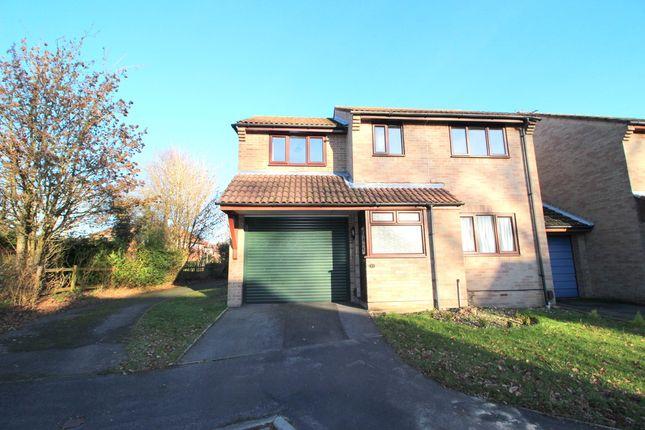 Thumbnail Detached house for sale in Ascot Close, Fareham