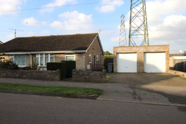 Thumbnail Bungalow to rent in Torridge Rise, Brickhill, Bedford