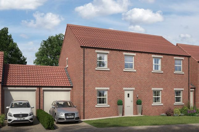 Thumbnail Semi-detached house for sale in Pickhill, Thirsk