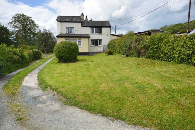 Thumbnail Detached house for sale in Llanllwchaiarn, Newtown, Powys