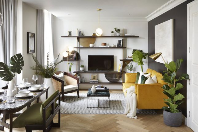 Thumbnail Flat for sale in Dudin Brown, Hampstead Manor