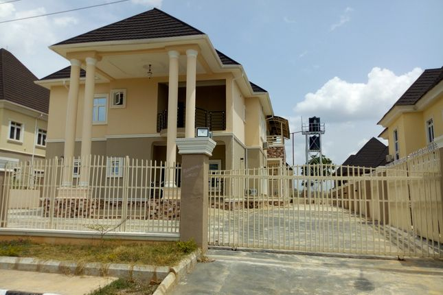 Thumbnail Detached house for sale in 5 Bedroom Detached Duplex With Bq, Airport Road Abuja, Nigeria