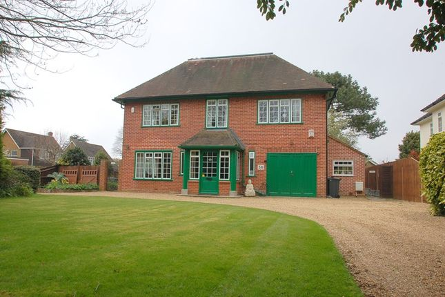 Thumbnail Detached house for sale in The Avenue, Alverstoke, Gosport
