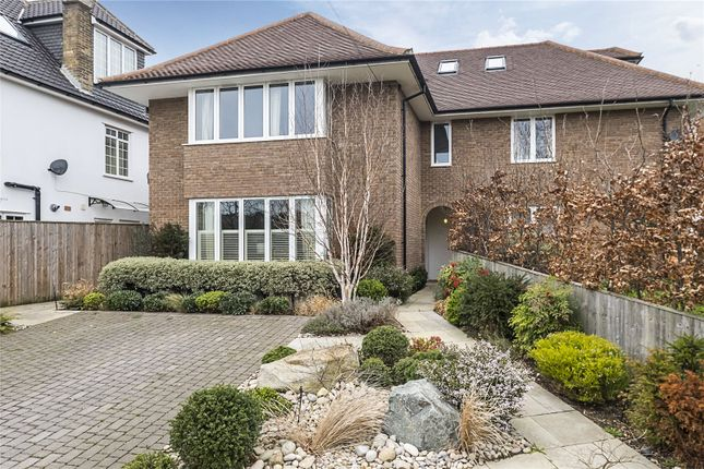 Thumbnail Semi-detached house for sale in Wimbledon Park Road, London