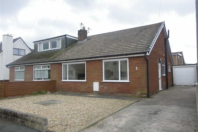 Thumbnail Semi-detached bungalow to rent in Northgate, Goosnargh, Preston