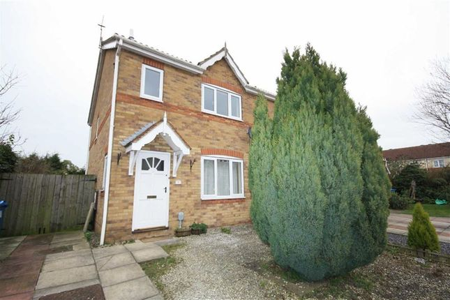 Thumbnail Terraced house to rent in Charlestown Way, Victoria Dock, Hull